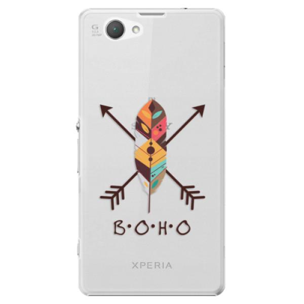 Plastové puzdro iSaprio - BOHO - Sony Xperia Z1 Compact