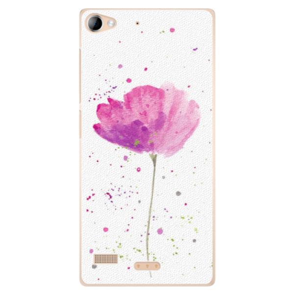 Plastové puzdro iSaprio - Poppies - Sony Xperia Z2