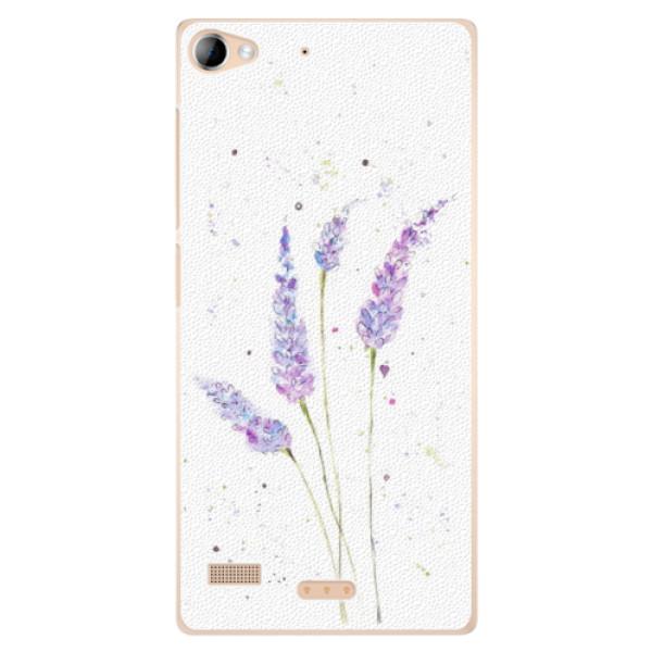 Plastové puzdro iSaprio - Lavender - Sony Xperia Z2