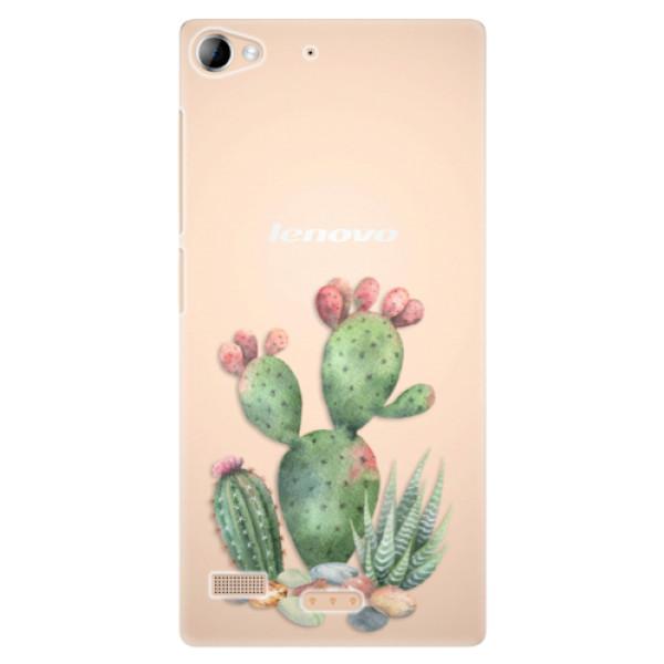 Plastové puzdro iSaprio - Cacti 01 - Sony Xperia Z2