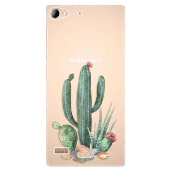 Plastové puzdro iSaprio - Cacti 02 - Sony Xperia Z2