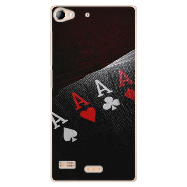 Plastové puzdro iSaprio - Poker - Sony Xperia Z2