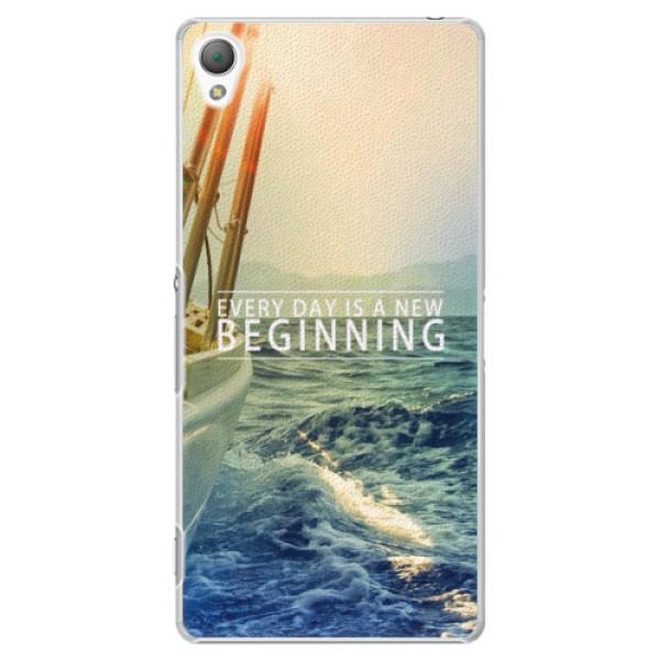 Plastové puzdro iSaprio - Beginning - Sony Xperia Z3