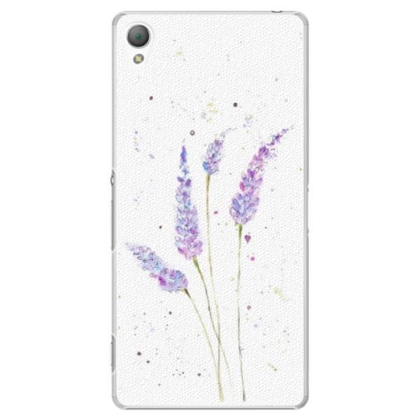 Plastové puzdro iSaprio - Lavender - Sony Xperia Z3