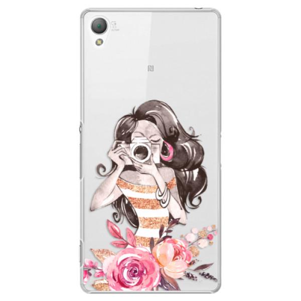 Plastové puzdro iSaprio - Charming - Sony Xperia Z3