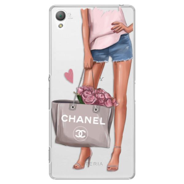 Plastové puzdro iSaprio - Fashion Bag - Sony Xperia Z3