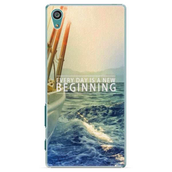 Plastové puzdro iSaprio - Beginning - Sony Xperia Z5