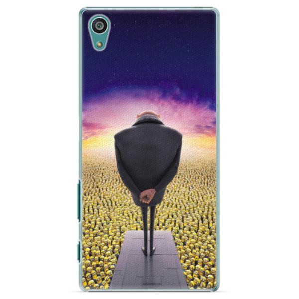 Plastové puzdro iSaprio - Gru - Sony Xperia Z5