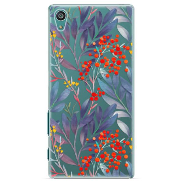 Plastové puzdro iSaprio - Rowanberry - Sony Xperia Z5