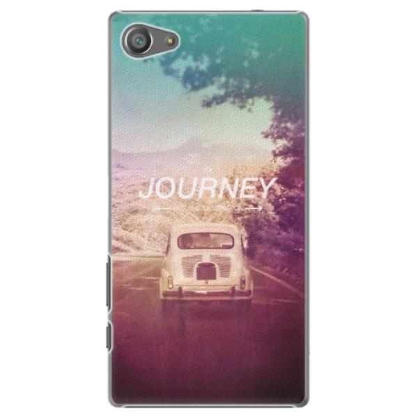 Plastové puzdro iSaprio - Journey - Sony Xperia Z5 Compact