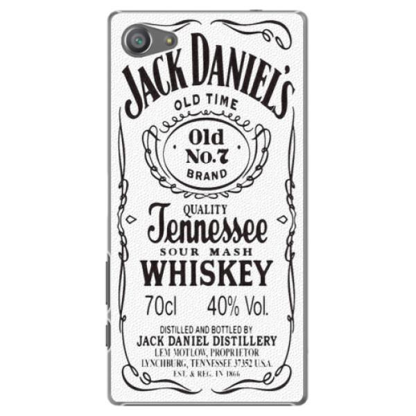 Plastové puzdro iSaprio - Jack White - Sony Xperia Z5 Compact