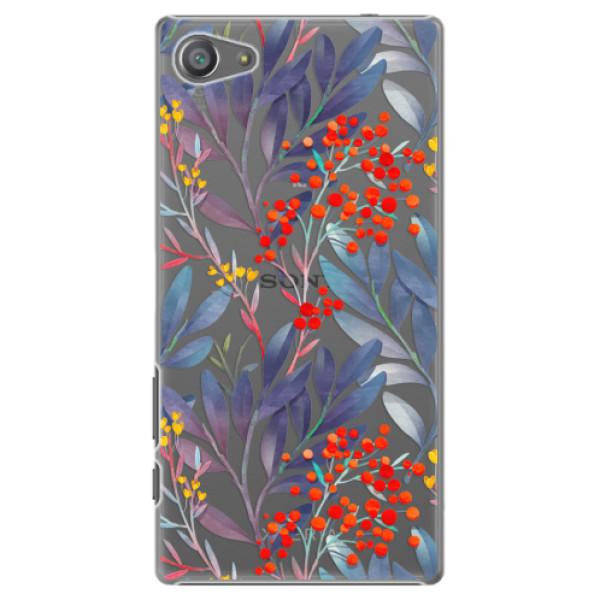 Plastové puzdro iSaprio - Rowanberry - Sony Xperia Z5 Compact