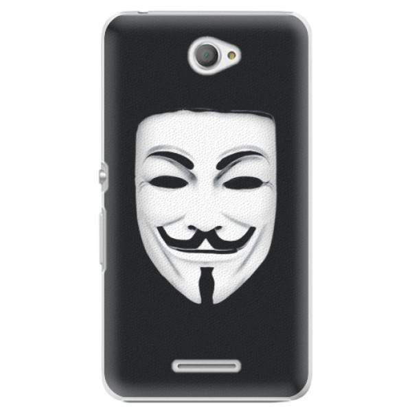 Plastové puzdro iSaprio - Vendeta - Sony Xperia E4