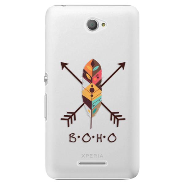 Plastové puzdro iSaprio - BOHO - Sony Xperia E4