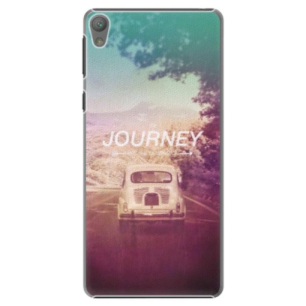 Plastové puzdro iSaprio - Journey - Sony Xperia E5
