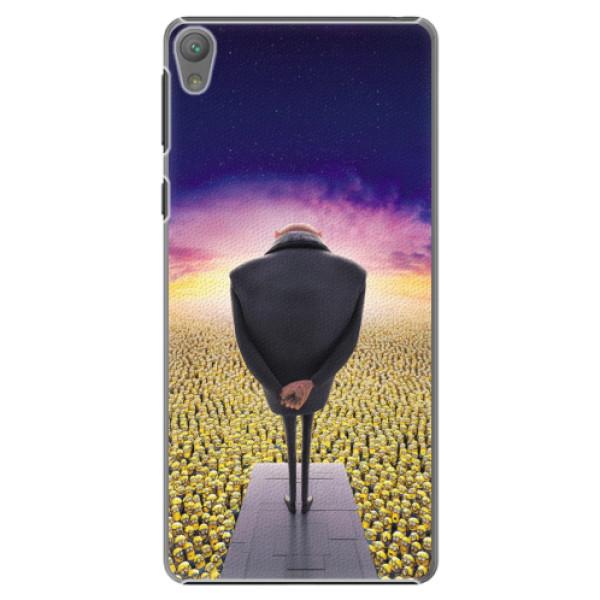 Plastové puzdro iSaprio - Gru - Sony Xperia E5