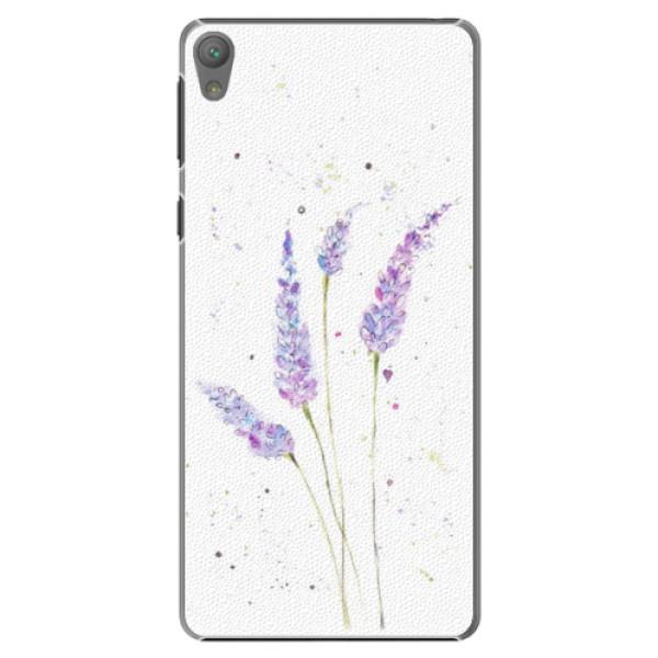 Plastové puzdro iSaprio - Lavender - Sony Xperia E5