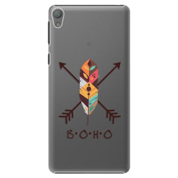 Plastové puzdro iSaprio - BOHO - Sony Xperia E5