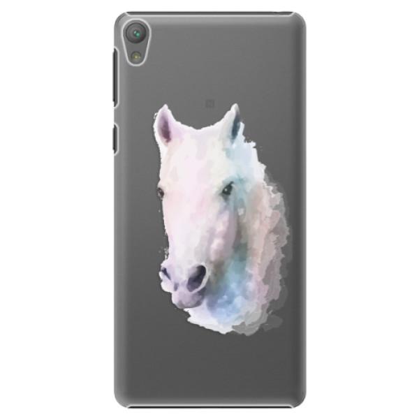 Plastové puzdro iSaprio - Horse 01 - Sony Xperia E5
