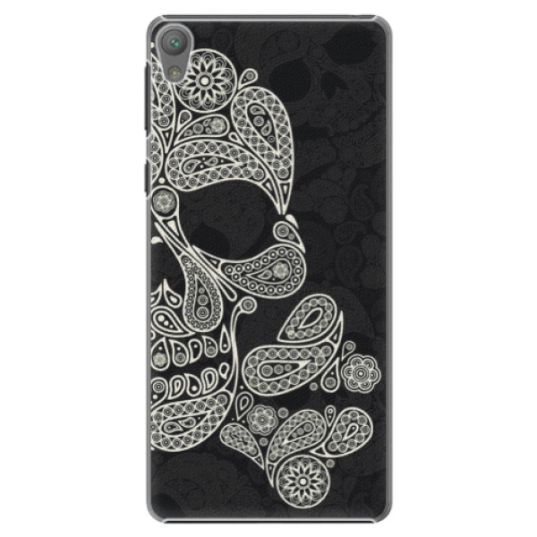 Plastové puzdro iSaprio - Mayan Skull - Sony Xperia E5