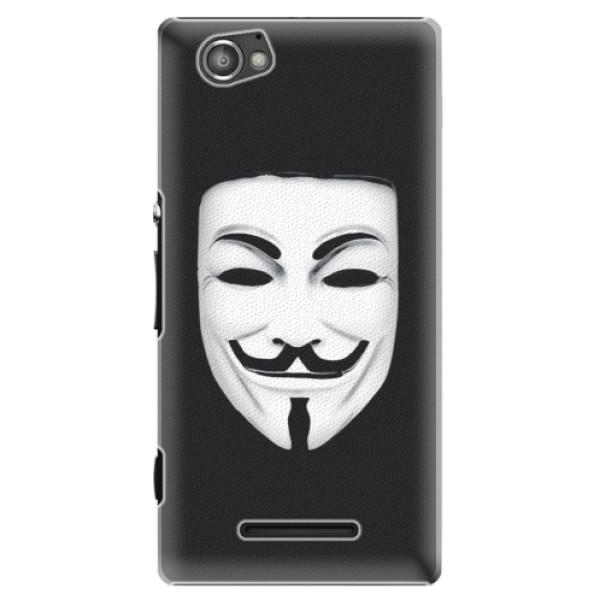 Plastové puzdro iSaprio - Vendeta - Sony Xperia M