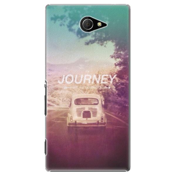 Plastové puzdro iSaprio - Journey - Sony Xperia M2