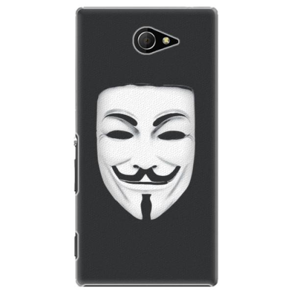 Plastové puzdro iSaprio - Vendeta - Sony Xperia M2