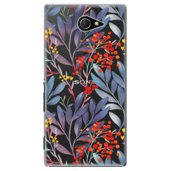 Plastové puzdro iSaprio - Rowanberry - Sony Xperia M2