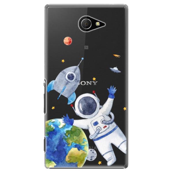 Plastové puzdro iSaprio - Space 05 - Sony Xperia M2
