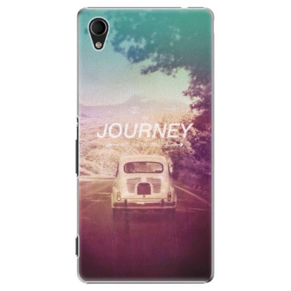 Plastové puzdro iSaprio - Journey - Sony Xperia M4