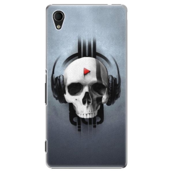 Plastové puzdro iSaprio - Skeleton M - Sony Xperia M4