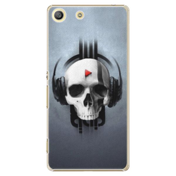 Plastové puzdro iSaprio - Skeleton M - Sony Xperia M5