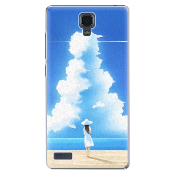 Plastové puzdro iSaprio - My Summer - Xiaomi Redmi Note