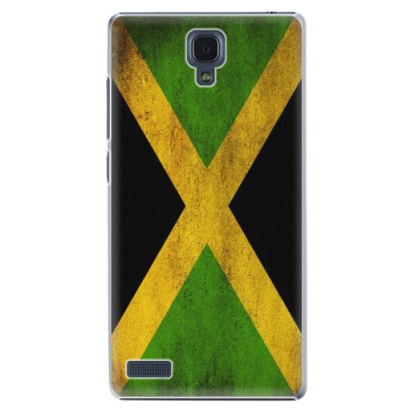 Plastové puzdro iSaprio - Flag of Jamaica - Xiaomi Redmi Note