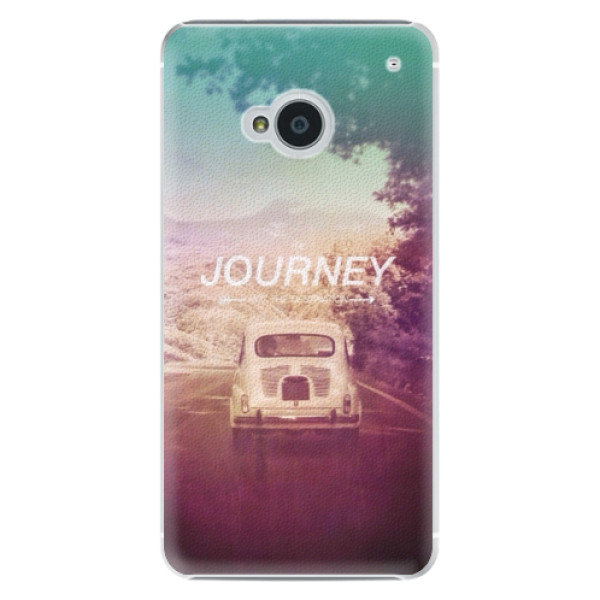 Plastové puzdro iSaprio - Journey - HTC One M7