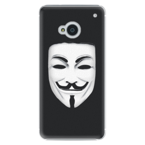 Plastové puzdro iSaprio - Vendeta - HTC One M7