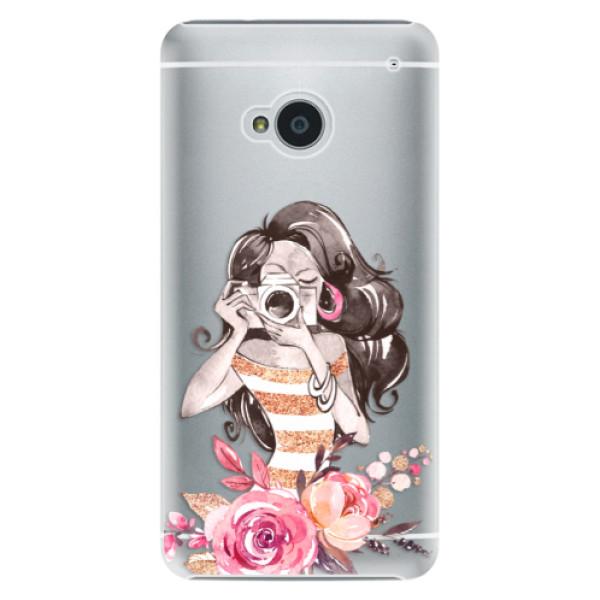 Plastové puzdro iSaprio - Charming - HTC One M7