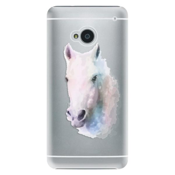 Plastové puzdro iSaprio - Horse 01 - HTC One M7