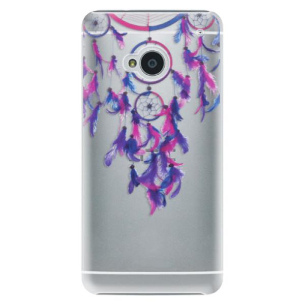 Plastové puzdro iSaprio - Dreamcatcher 01 - HTC One M7