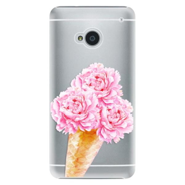 Plastové puzdro iSaprio - Sweets Ice Cream - HTC One M7