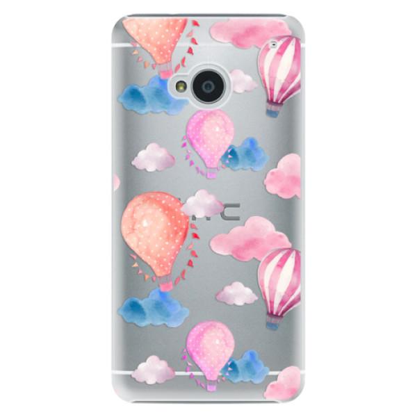 Plastové puzdro iSaprio - Summer Sky - HTC One M7