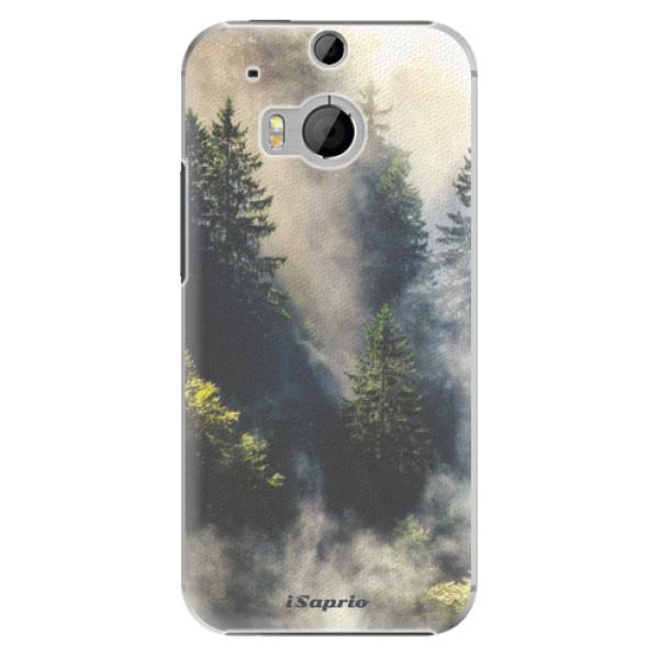 Plastové puzdro iSaprio - Forrest 01 - HTC One M8