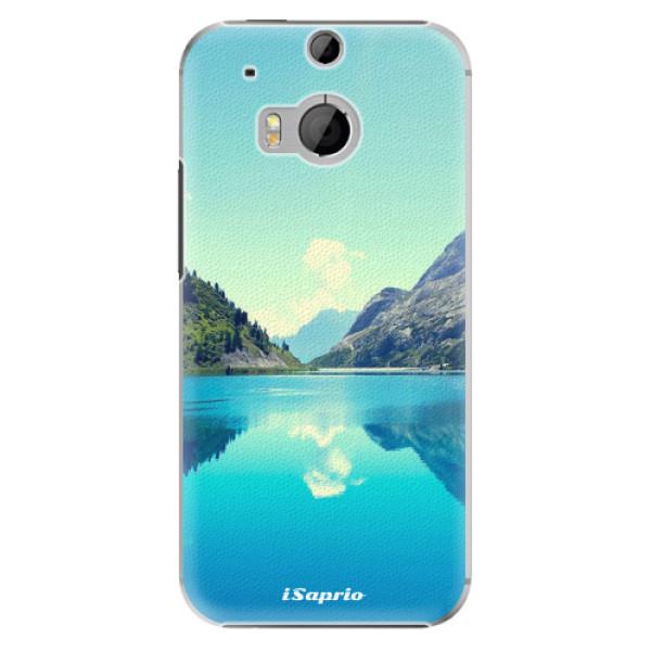 Plastové puzdro iSaprio - Lake 01 - HTC One M8