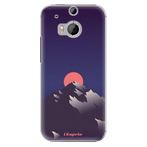 Plastové puzdro iSaprio - Mountains 04 - HTC One M8
