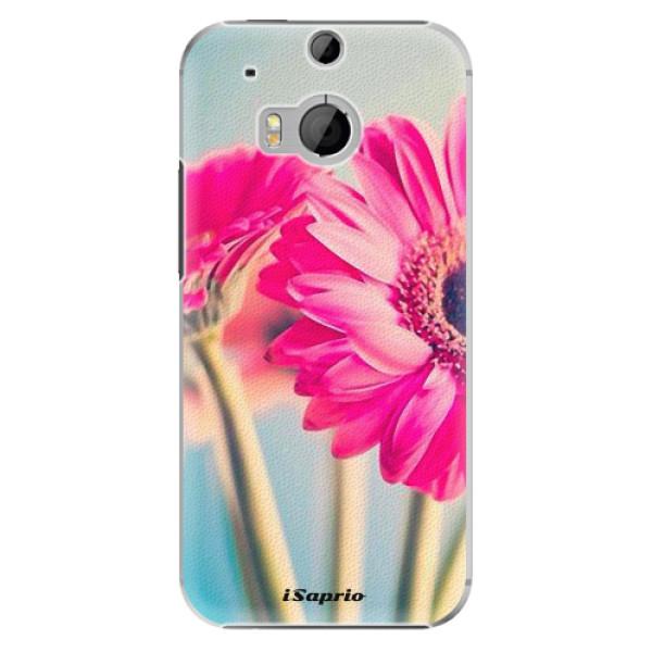 Plastové puzdro iSaprio - Flowers 11 - HTC One M8