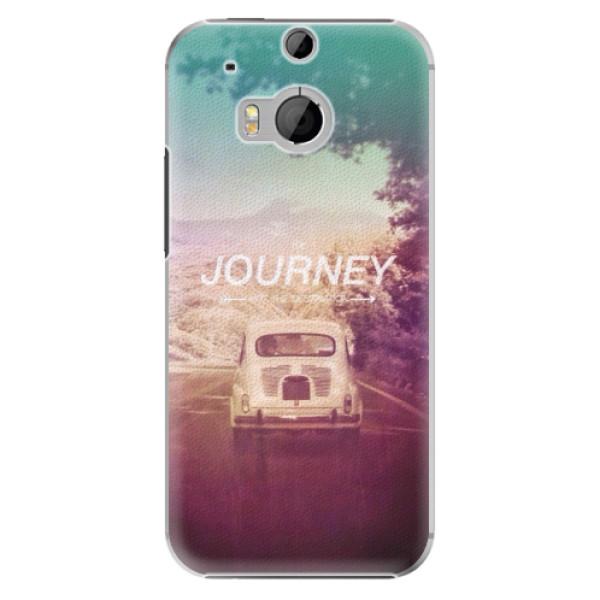 Plastové puzdro iSaprio - Journey - HTC One M8