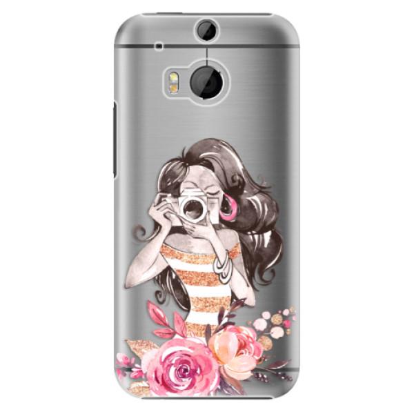 Plastové puzdro iSaprio - Charming - HTC One M8