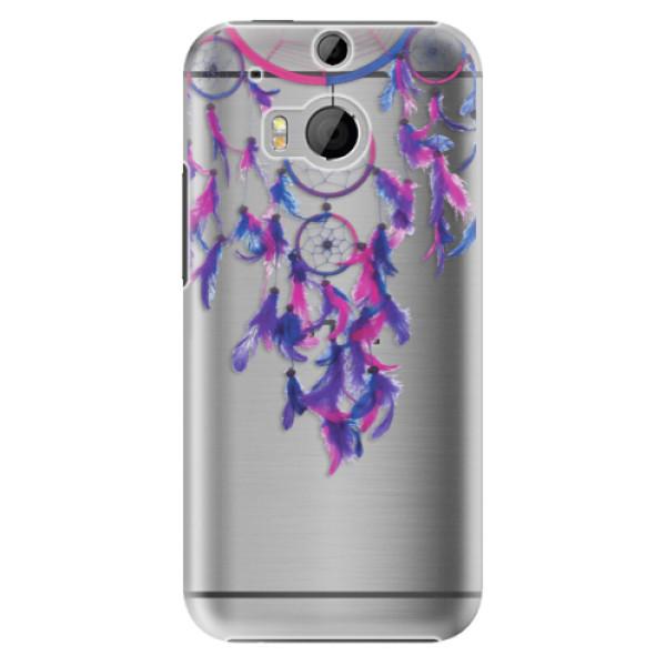 Plastové puzdro iSaprio - Dreamcatcher 01 - HTC One M8