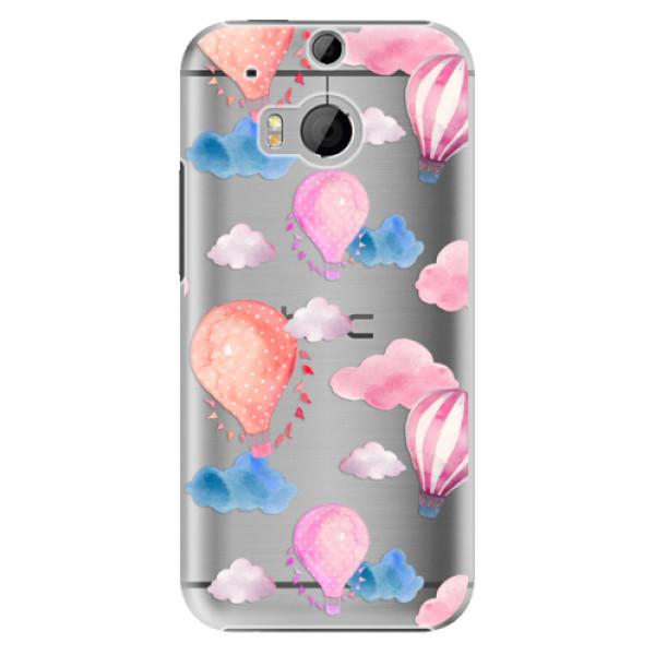 Plastové puzdro iSaprio - Summer Sky - HTC One M8