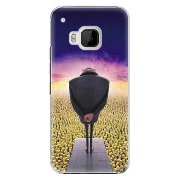 Plastové puzdro iSaprio - Gru - HTC One M9